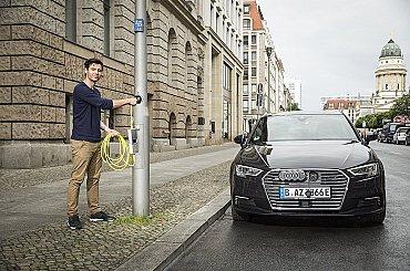 Do roku 2025 chce Praha 750 dobíjecích stanic pro elektromobily