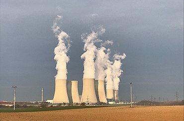 Senát chce posílit bezpečnostní prvky stavby dukovanské elektrárny